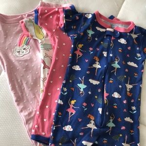 Carter's Romper Bundle